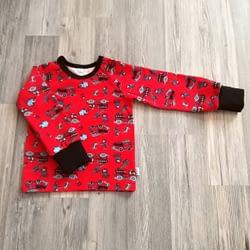 Paloautot-paita